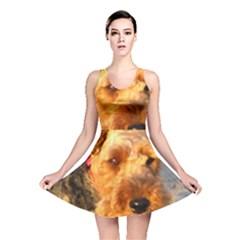 Welch Terrier Reversible Skater Dress