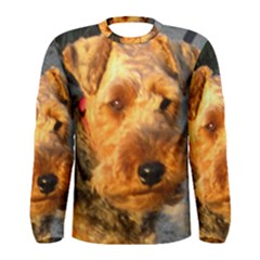 Welch Terrier Men s Long Sleeve Tee