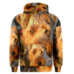 Welch Terrier Men s Pullover Hoodie