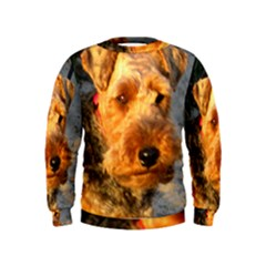 Welch Terrier Kids  Sweatshirt