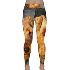 Welch Terrier Classic Yoga Leggings