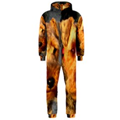 Welch Terrier Hooded Jumpsuit (Men)