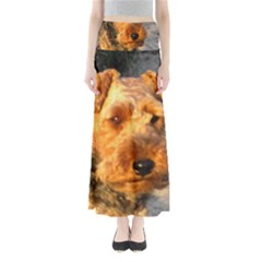 Welch Terrier Maxi Skirts