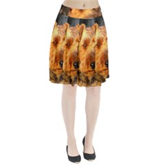 Welch Terrier Pleated Skirt