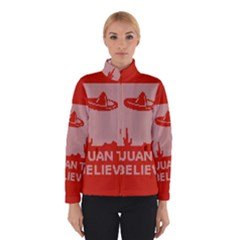 I Juan To Believe Ugly Holiday Christmas Red Background Winterwear