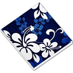 Blue Hibiscus Small Memo Pads
