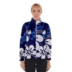 Blue Hibiscus Winterwear