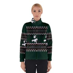 I Wasn t Good This Year, I Was Awesome! Ugly Holiday Christmas Green Background Winterwear