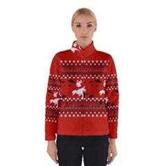 I Wasn t Good This Year, I Was Awesome! Ugly Holiday Christmas Red Background Winterwear
