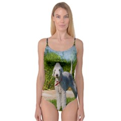 Bedlington Terrier Full Camisole Leotard