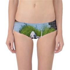 Bedlington Terrier Full Classic Bikini Bottoms