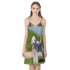 Bedlington Terrier Full Camis Nightgown