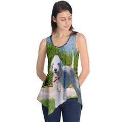 Bedlington Terrier Full Sleeveless Tunic