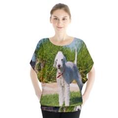 Bedlington Terrier Full Blouse