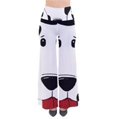 Dalmation cartoon head Pants