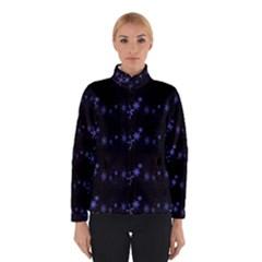 Xmas elegant blue snowflakes Winterwear