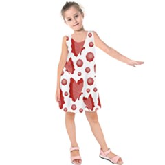 Butterfly Kids  Sleeveless Dress