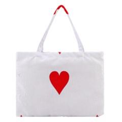 Cart Heart 03 Tre Cuori Medium Tote Bag