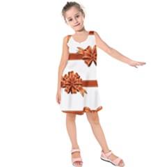 Gift Ribbons Kids  Sleeveless Dress