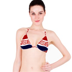 Pepsi Cola Bikini Top