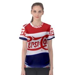 Pepsi Cola Women s Sport Mesh Tee