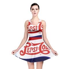 Pepsi Cola Reversible Skater Dress