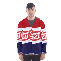 Pepsi Cola Hooded Wind Breaker (Men)