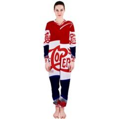 Pepsi Cola OnePiece Jumpsuit (Ladies)
