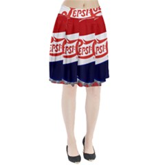 Pepsi Cola Pleated Skirt