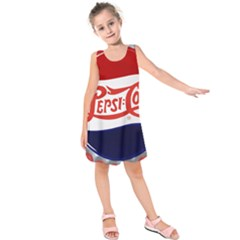 Pepsi Cola Kids  Sleeveless Dress