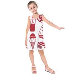 Mad Ice Ernies Tea Bred Kids  Sleeveless Dress