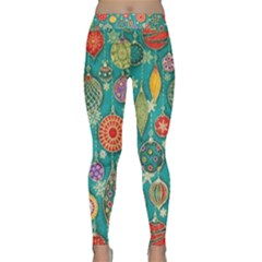 Ornaments Homemade Christmas Ornament Crafts Classic Yoga Leggings