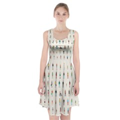 Peopel Racerback Midi Dress