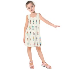Peopel Kids  Sleeveless Dress