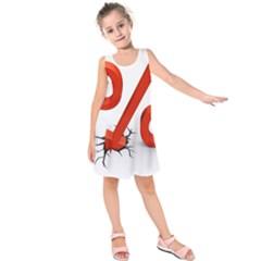 Percent Kids  Sleeveless Dress