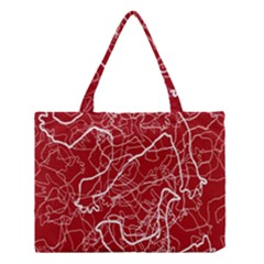 Singt Medium Tote Bag