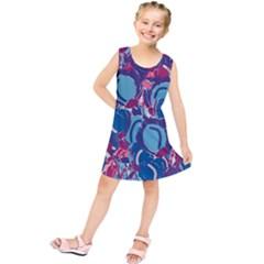 Blue Garden Kids  Tunic Dress