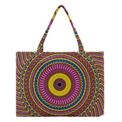 Ornament Mandala Medium Tote Bag