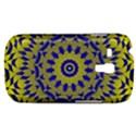Yellow Blue Gold Mandala Samsung Galaxy S3 MINI I8190 Hardshell Case View1