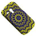Yellow Blue Gold Mandala Samsung Galaxy S3 MINI I8190 Hardshell Case View5