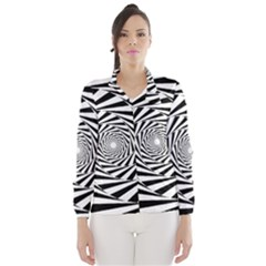 Puzzled Wind Breaker (women)