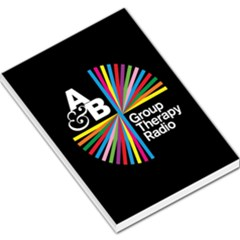 Above & Beyond  Group Therapy Radio Large Memo Pads