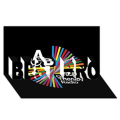 Above & Beyond  Group Therapy Radio BEST BRO 3D Greeting Card (8x4)