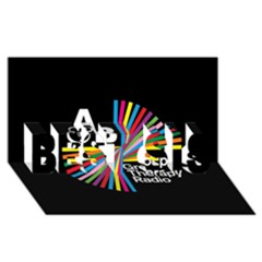 Above & Beyond  Group Therapy Radio BEST SIS 3D Greeting Card (8x4)