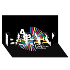 Above & Beyond  Group Therapy Radio PARTY 3D Greeting Card (8x4)