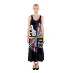 Above & Beyond  Group Therapy Radio Sleeveless Maxi Dress