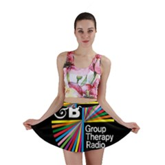 Above & Beyond  Group Therapy Radio Mini Skirt