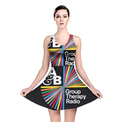 Above & Beyond  Group Therapy Radio Reversible Skater Dress