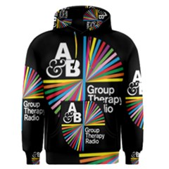 Above & Beyond  Group Therapy Radio Men s Pullover Hoodie