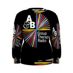 Above & Beyond  Group Therapy Radio Women s Sweatshirt